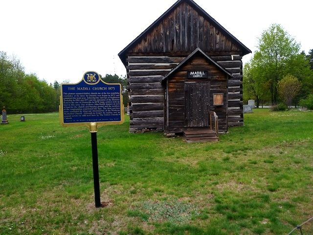 Group Hosts Information Session On Madill Church