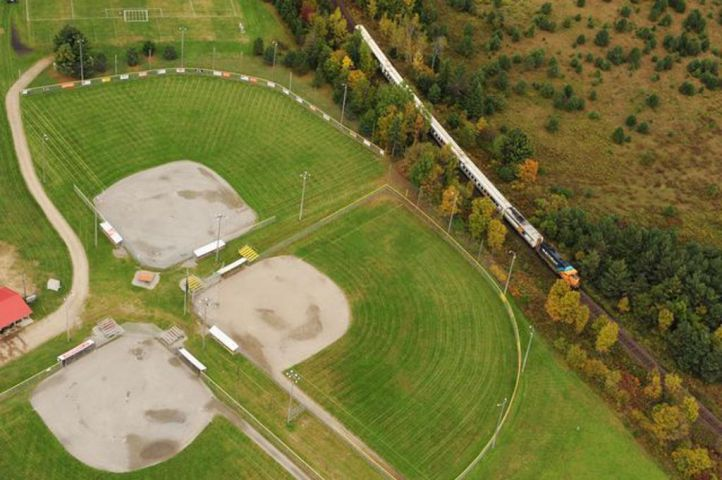 McCulley Robertson Ball Diamonds to Get Upgrades