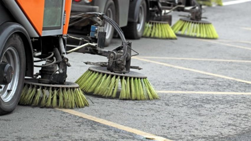 Sweeping Operations Start In Gravenhurst