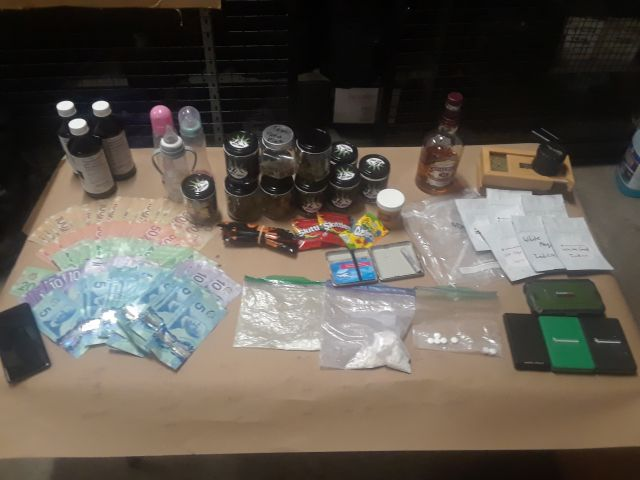 Huntsville OPP Investigation Leads to Drug Seizure