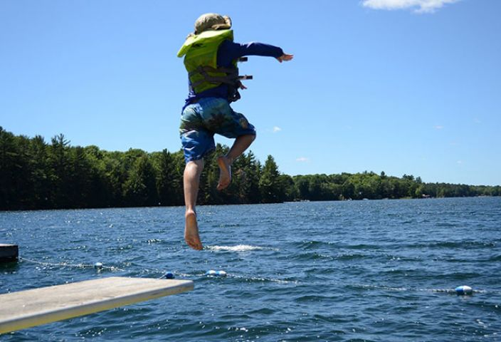 YMCA Pine Crest's Day Camp in Muskoka has Opened