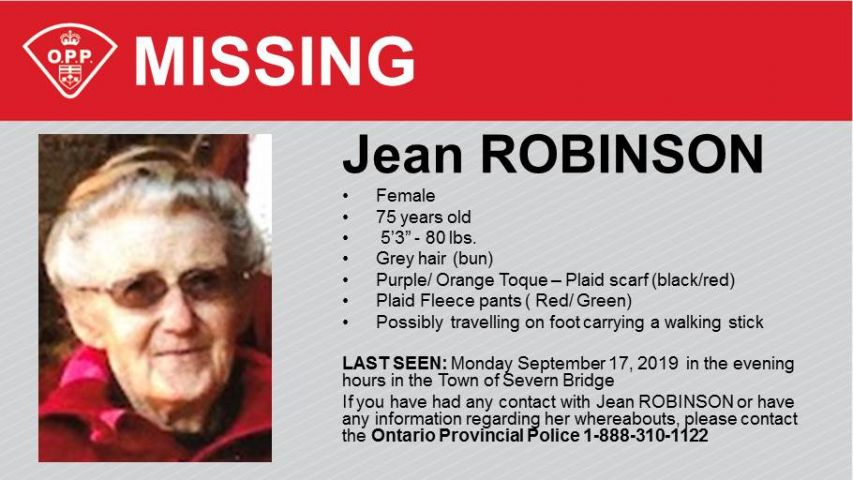 Police Find Body Of Missing Senior