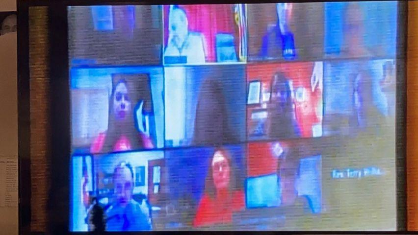 Huntsville  & Bracebridge Prepare For Electronic Meetings