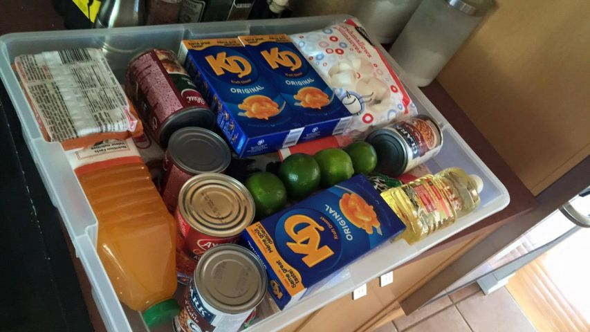 Cottagers Asked To Donate Unopened Food To Area Food Banks When They Pack Up