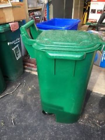 District Encourages Use of Green Bins