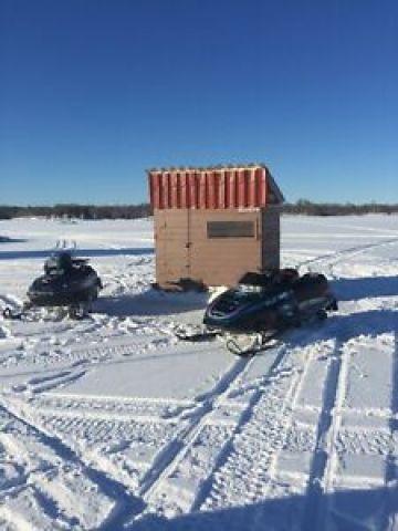Gravenhurst Advises Anglers Should Remove Ice Huts