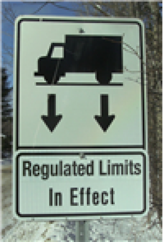 Huntsville Lifts Half Load Restrictions