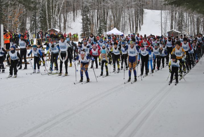 Another great Muskoka Loppet