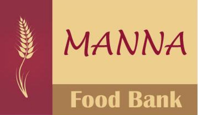 Food Drive For Manna on October 2nd