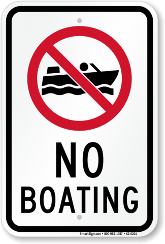 Its Now Illegal To Boat In Flood Areas