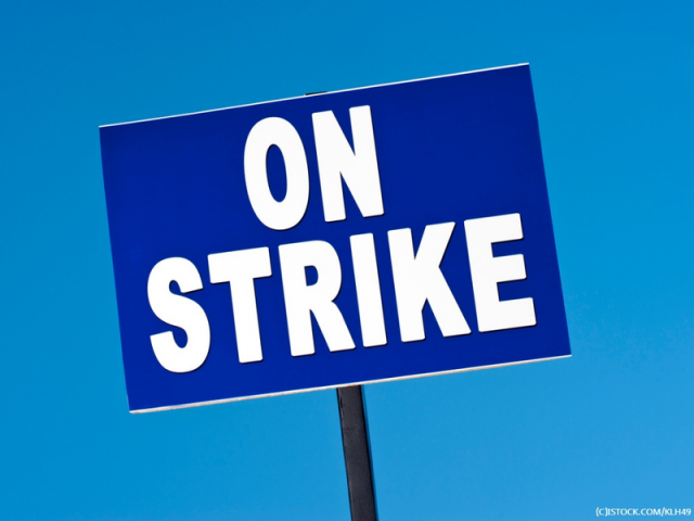 Education Workers Vote In Favour Of A Strike
