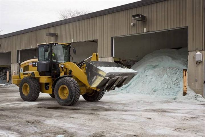 District Gets Serious About Road Salt