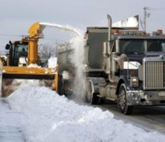 Snow Removal Starts Tonight In Downtown Huntsville