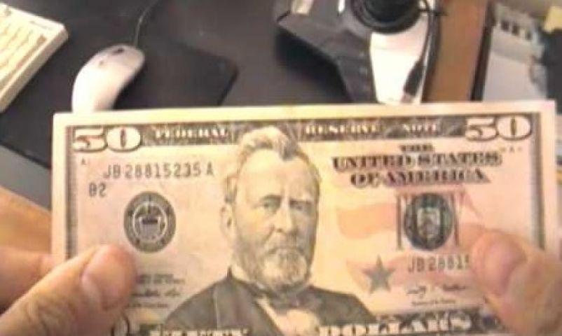 Counterfeit U.S. Fifties In The Region