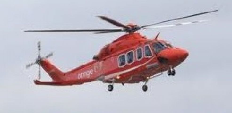 Man Airlifted After Being Stabbed