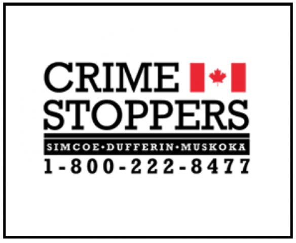 January Is Crime Stoppers Month In Muskoka