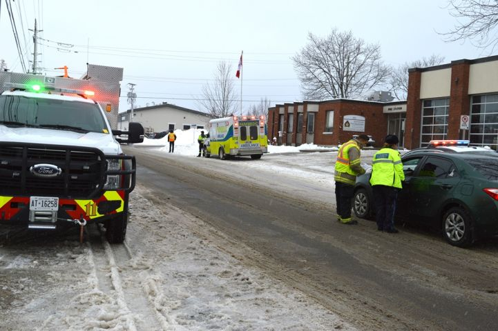 Police & First Responders Present A United Front to Combat Impaired Driving