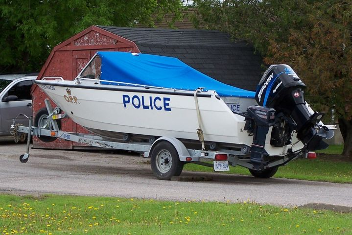 OPP Warn Boaters Of Debris In The Water