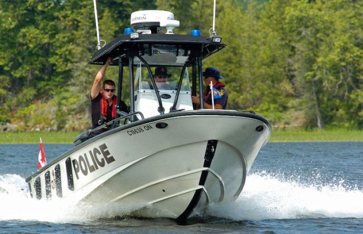 Police Lay Charges Against Boat Load of Partiers