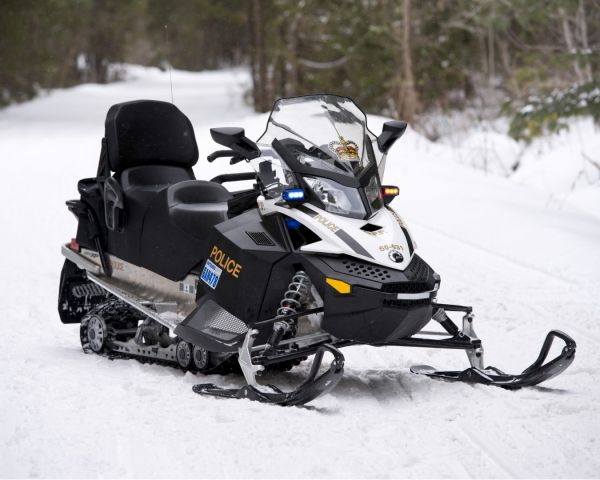 OPP Advises Sledders To Use Caution As Trails Deteriorate