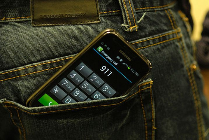 Police Report Increase in 911 Pocket Dials