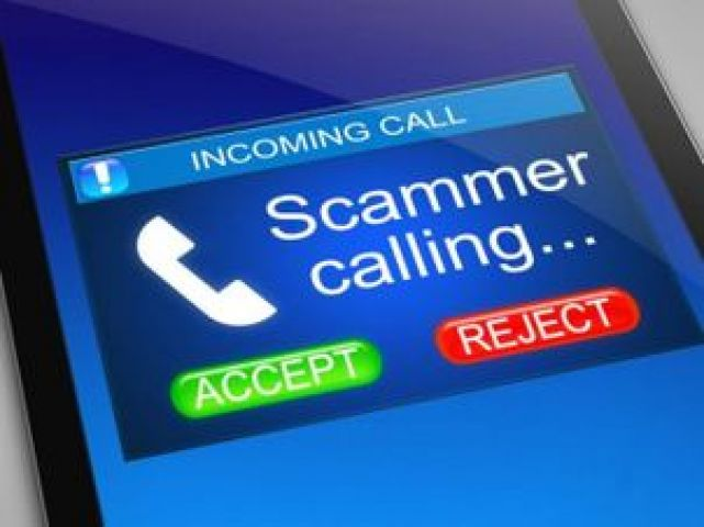 Fire Dept Warns of Telephone Scam