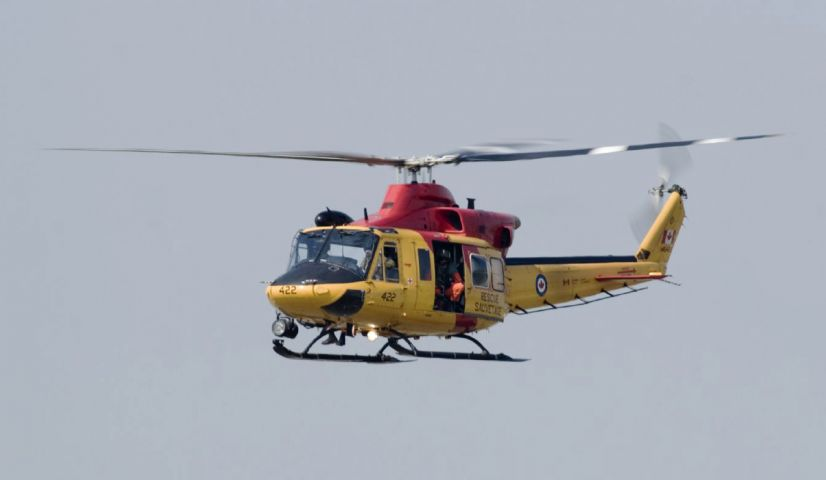 Helicopter Crash Injures Three