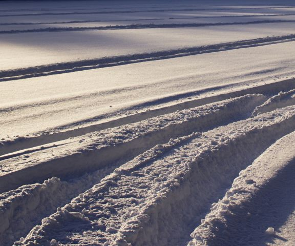Two Youths Dead After Sleds Go Through The Ice