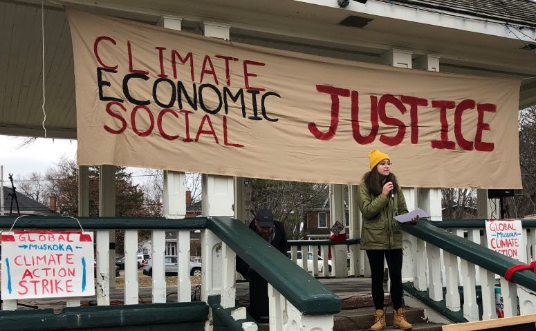 Climate Change Protests Continue Today