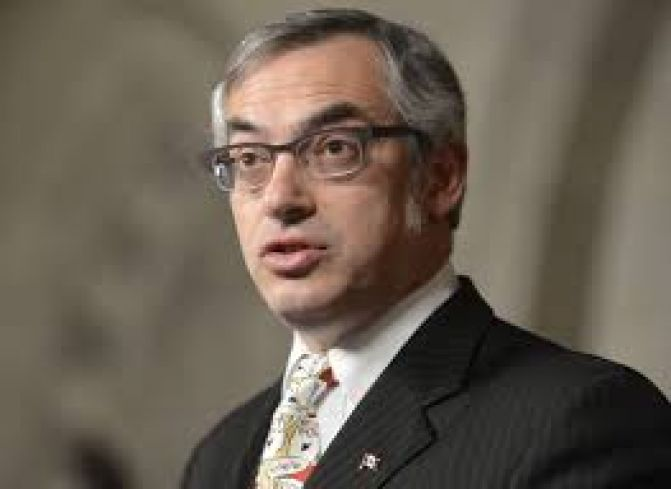Clement Says Liberals Aren't Tough on Crime