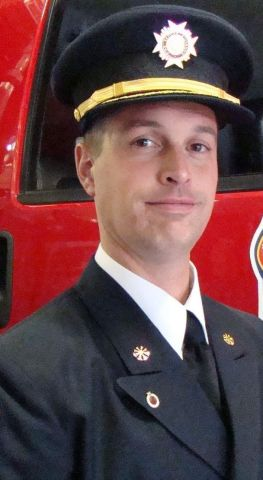 Muskoka Lakes Appoints New Fire Chief