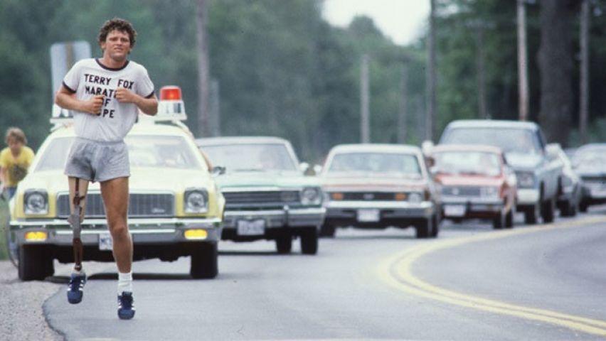 Run For Terry Fox on Sunday