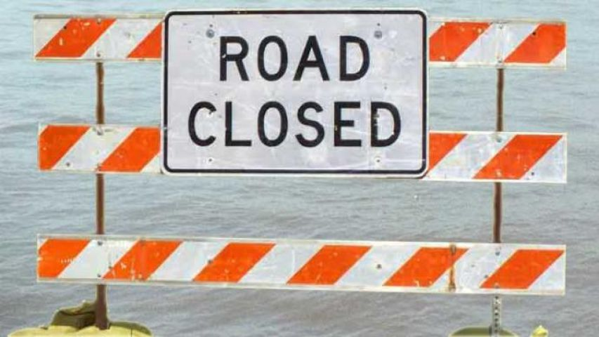 Latest Road Closure Information - Apr 27