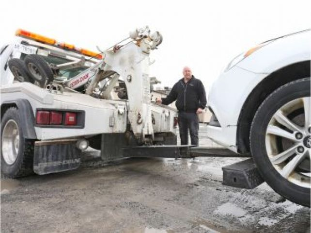 Gravenhurst Asks Motorists Not To Park On The Street Overnight