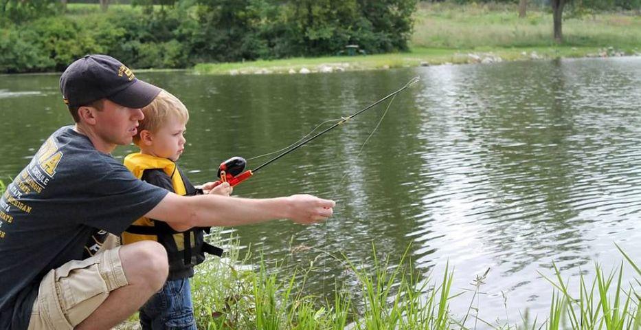 Free Family Fishing This Week