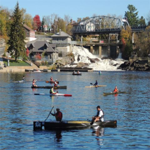 The Great Muskoka Paddling Experience Back After Hiatus