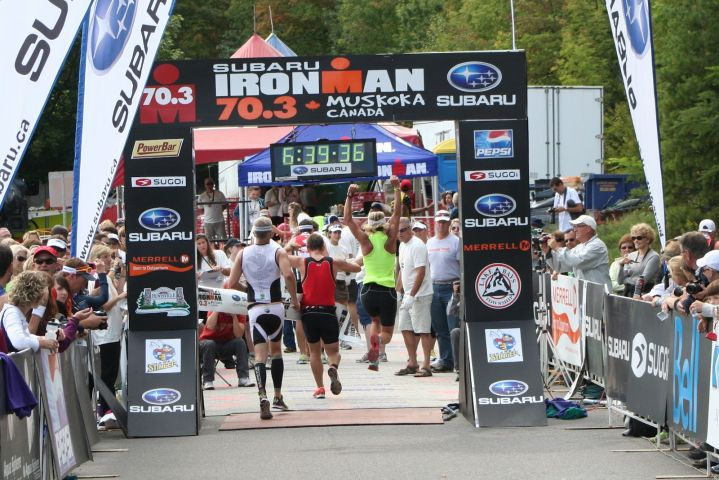 Open House Held Today For Ironman 70.3