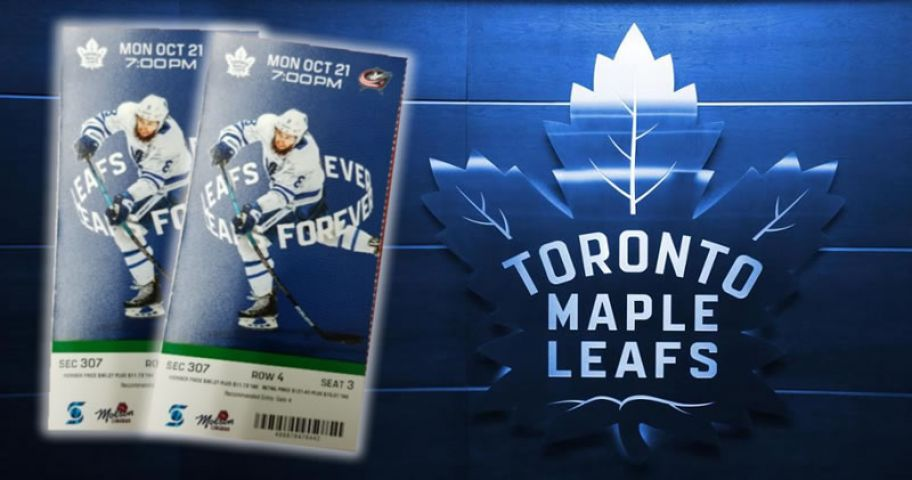 FLASH AUCTION! Bid now for Leaf Tickets!