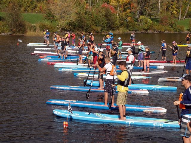Great Paddling Experience Raising Funds For Watershed Initiatives