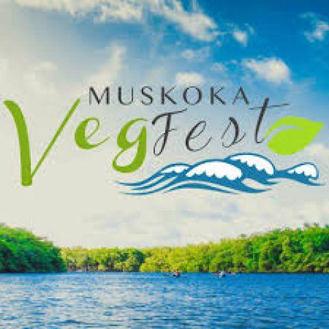 Muskoka VegFest Closing River Mill Parking Lot
