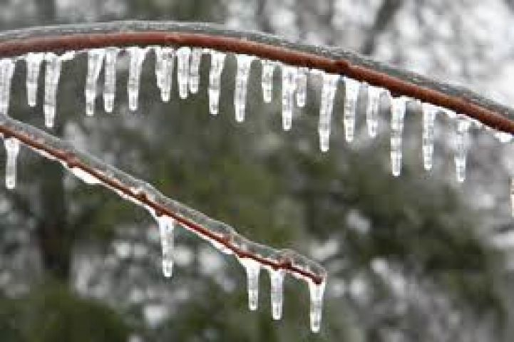Freezing Rain Possible Wednesday