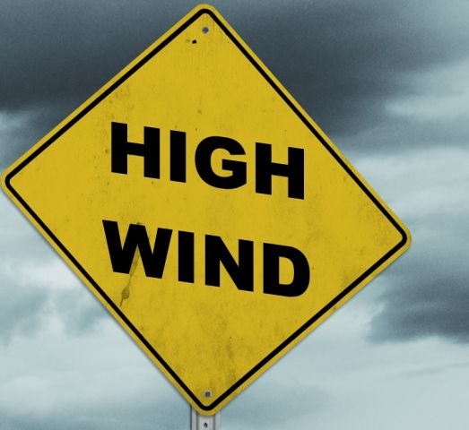 High Winds Coming To Muskoka On Friday