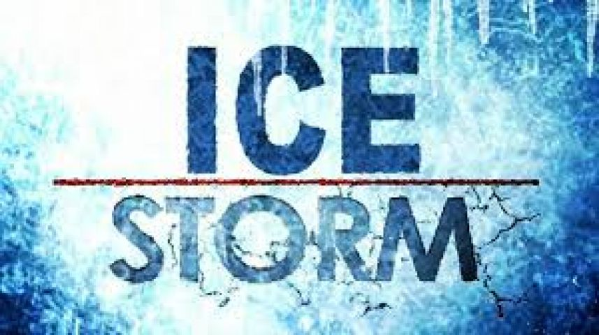 Ice Storm Heading Our Way