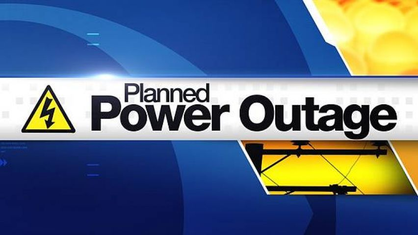 Planned Power Outage For Stisted