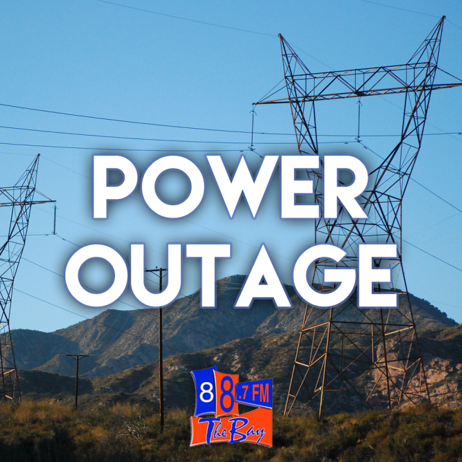 Wind Storm Causes Power Outages